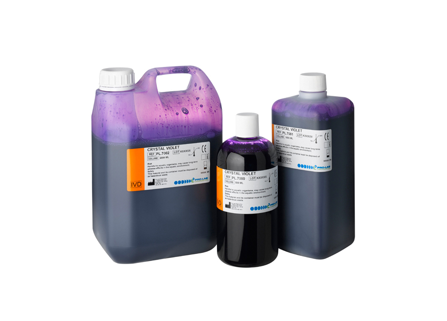 crystal violet formal lab Lab 2: staining and streaking protocols for simple stain,  methylene blue, crystal violet, and safranin,  for cultures frequently used in the lab,.